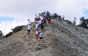 hikersbreaking rules